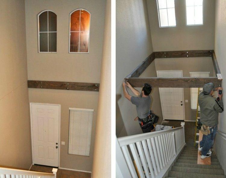 escalier gain de place et id es grande hauteur sous plafond concevoir mon nouvel escalier. Black Bedroom Furniture Sets. Home Design Ideas