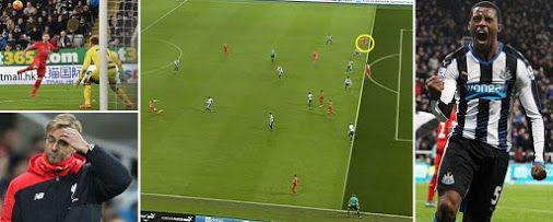 Klopp fumes as Moreno's 'goal of the month' effort is ruled out for offside before Wijnaldum's lat