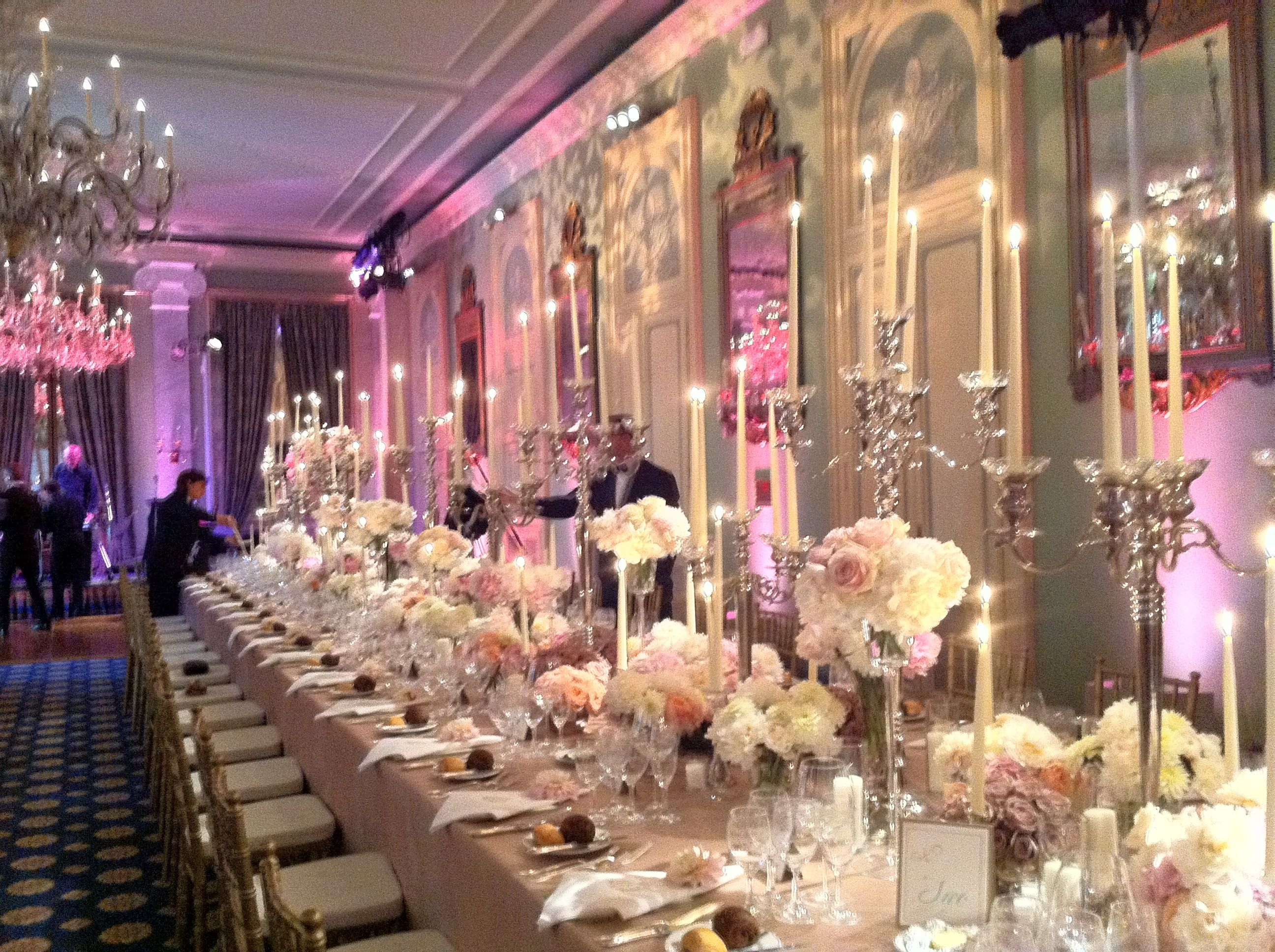 Wonderful Small Wedding Dinner Party Ideas Part - 6: The Oscar Sunday Shindig Dinner Has Amazing Appetizers, Entrees And  Desserts Not Found On Your Typical Oscar Party Dining Menus. Reserve Early  Because This ...