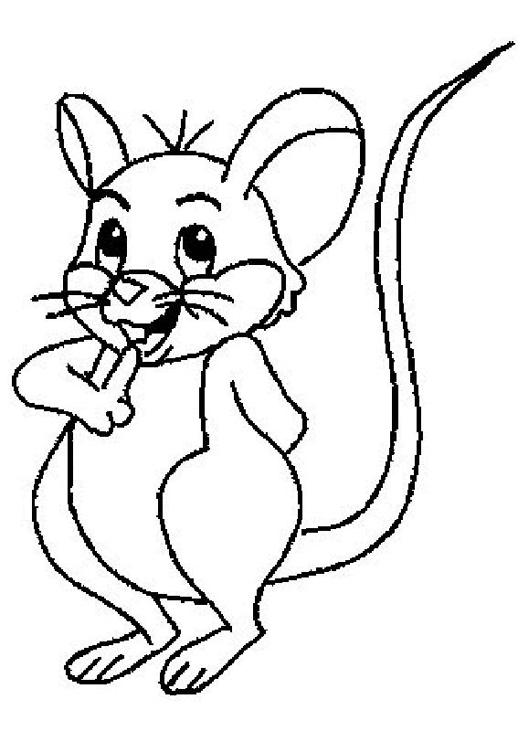 Top 10 Rat Coloring Pages For Little Ones Rats and Craft