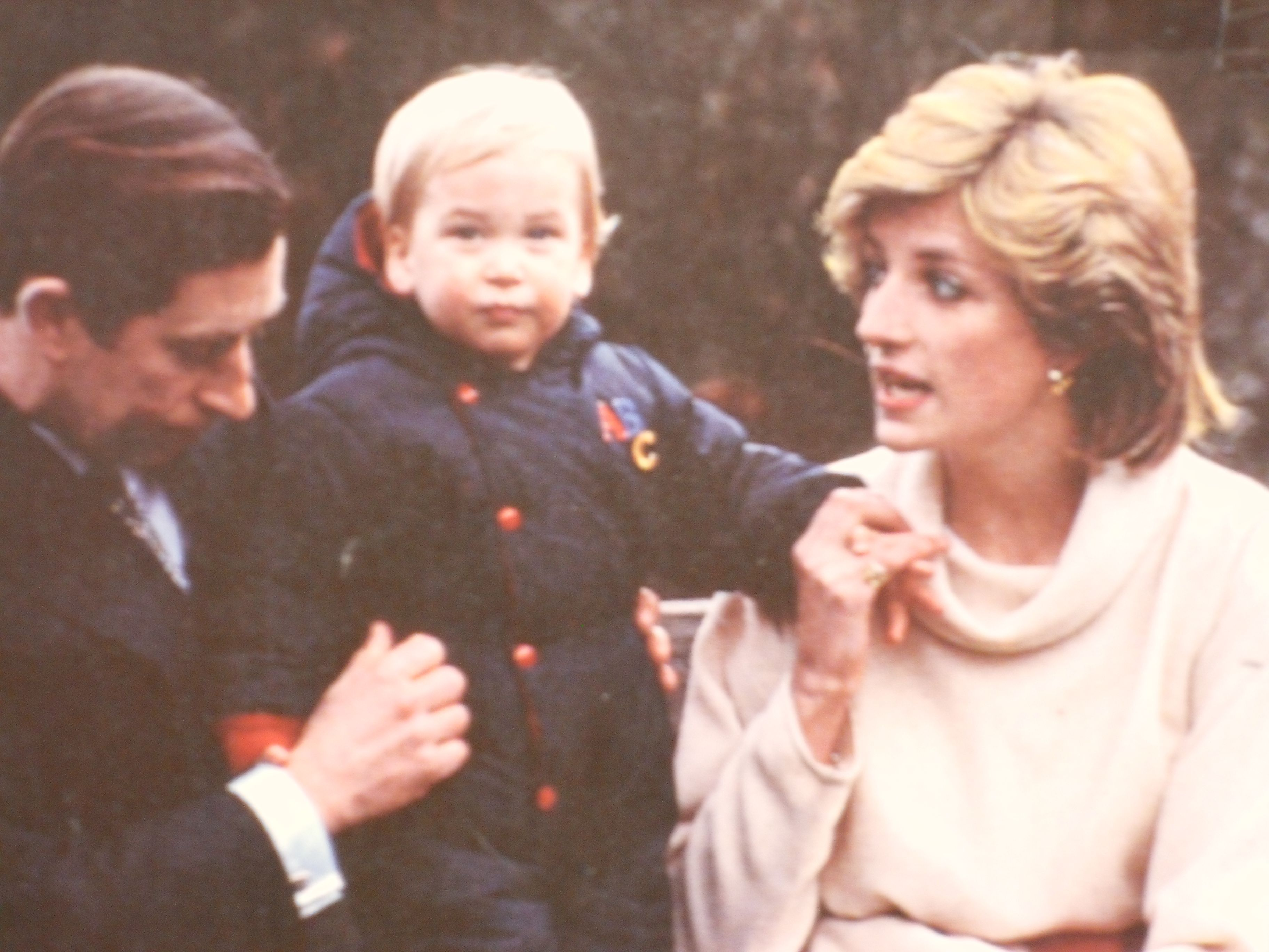 Prince William talks about losing mother Princess Diana