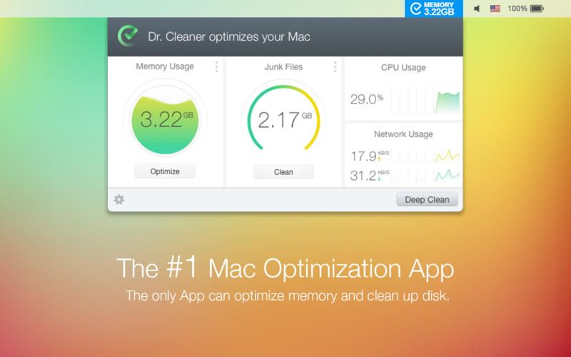 Dr  Cleaner: Disk, Memory Clean, Uninstall Apps and Monitor