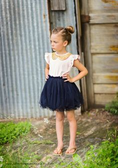 #sequin collar #vestido #niña #estilo #elegante #dress #girl #style #elegant #robe #fille #élégant #mode #fashion #Little #fashionista #kids #Street #style #cool #look #formal #wear