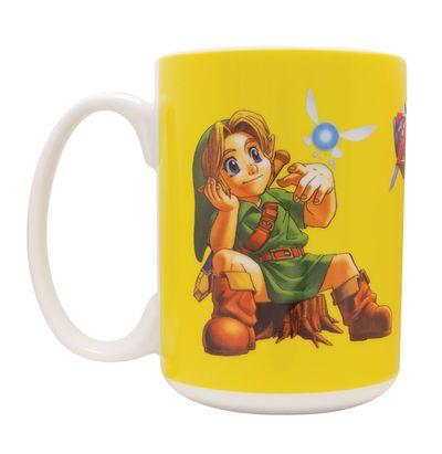 Legend of Zelda: Ocarina of Time - Li'l Link Mug