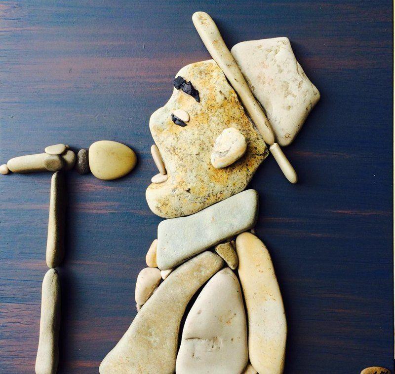 Фантастический, живой мир каменного творчества ...