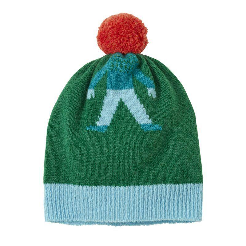 87de543b8b5 Bobble Head Hat – Green Blue