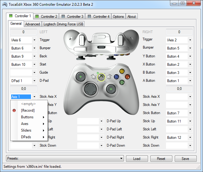 Emulate Any Gamepad As An Xbox 360 Controller Tutorial Xbox 360 Controller Xbox Controller Xbox 360
