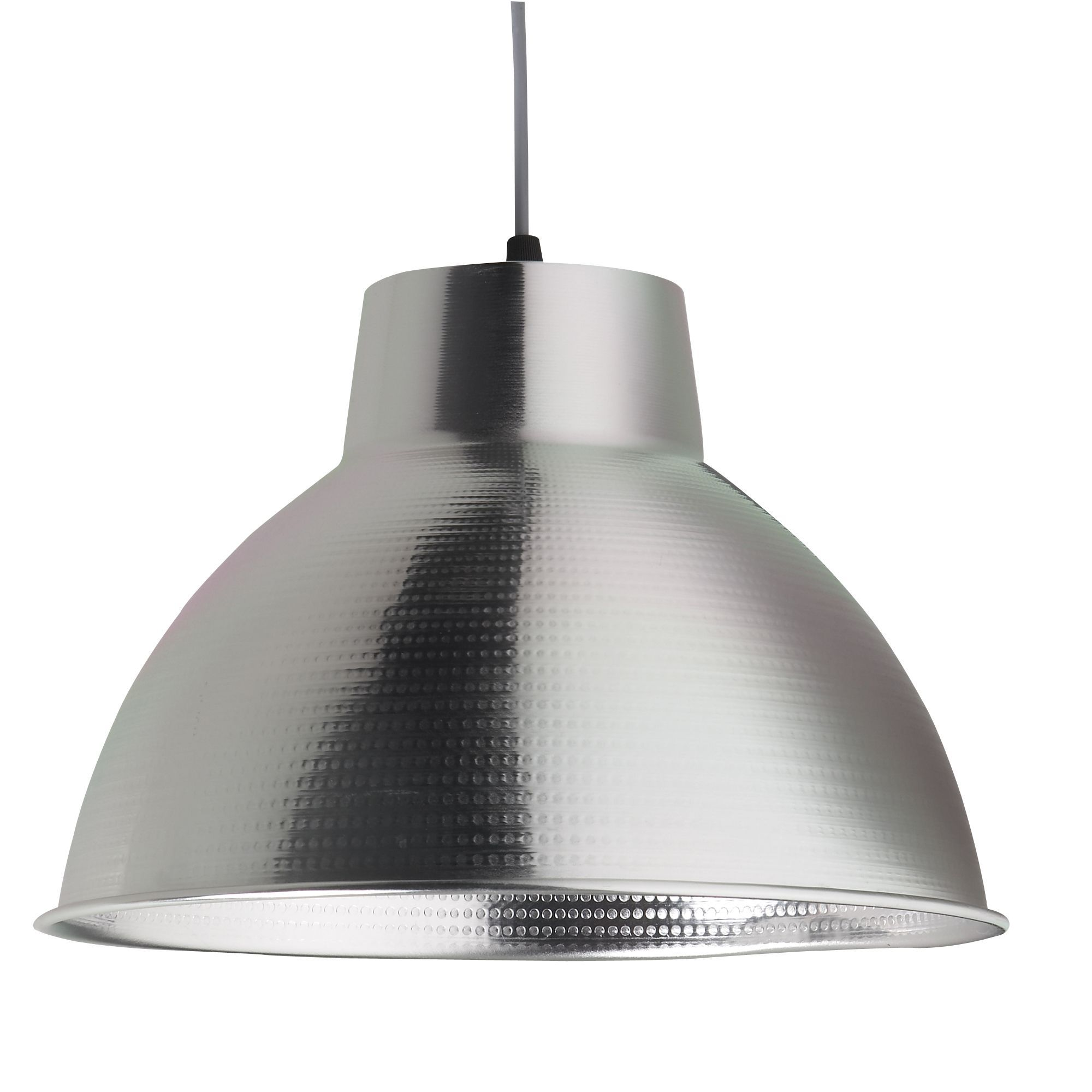 suspension en m tal gris box luminaire les suspensions