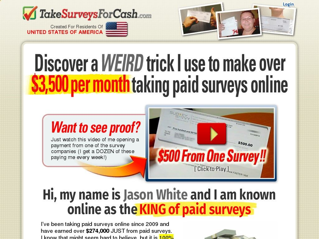 How To Make Passive Income From A Website Surveymonkey Paid Surveys