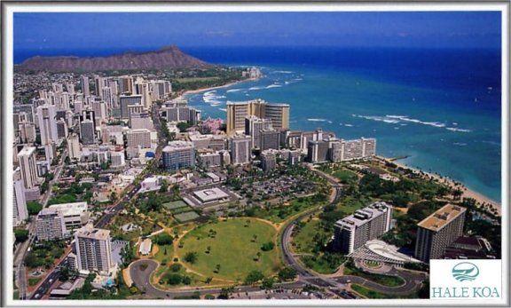 Hale Koa Honolulu Hawaii Great Military Resort