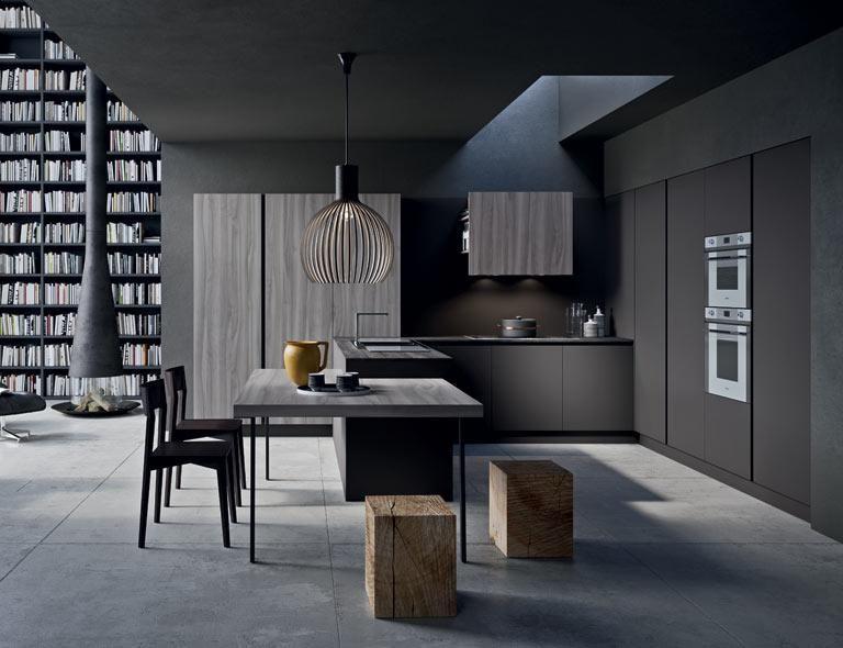 Cucina Zen Cucine Moderne Astra Cucina Zen Design Di Interni Moderno Cucine Moderne