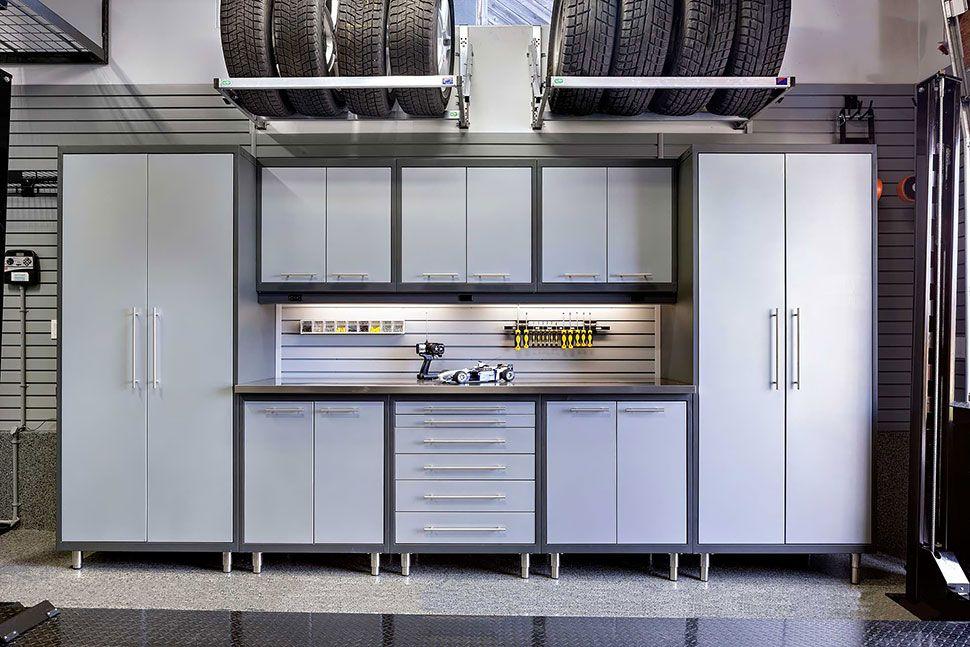 GL Premium Garage Garage System