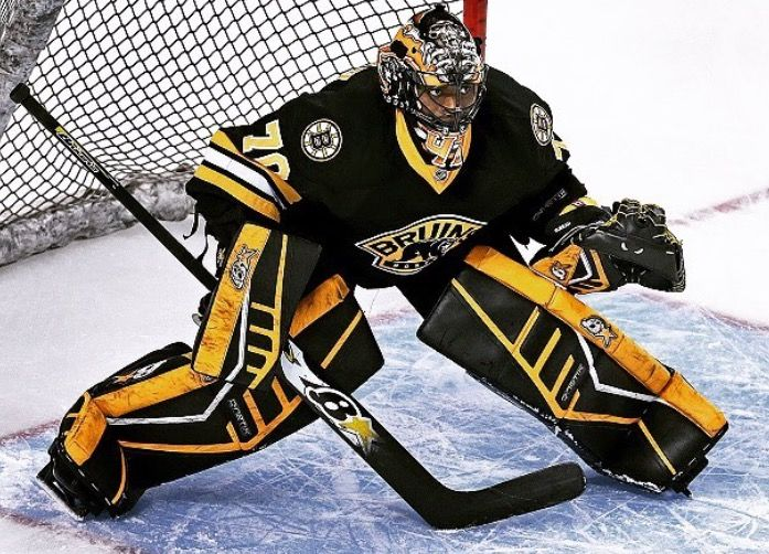 Malcolm Subban Boston Boston Bruins Boston Bruins Goalies