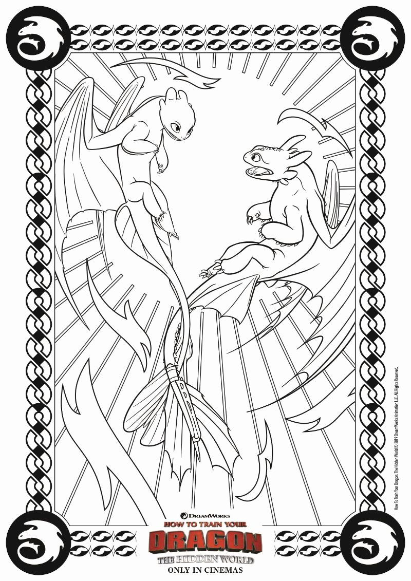 How To Train Your Dragon Kids Coloring Pages Dragon Coloring Page How Train Your Dragon How To Train Your Dragon