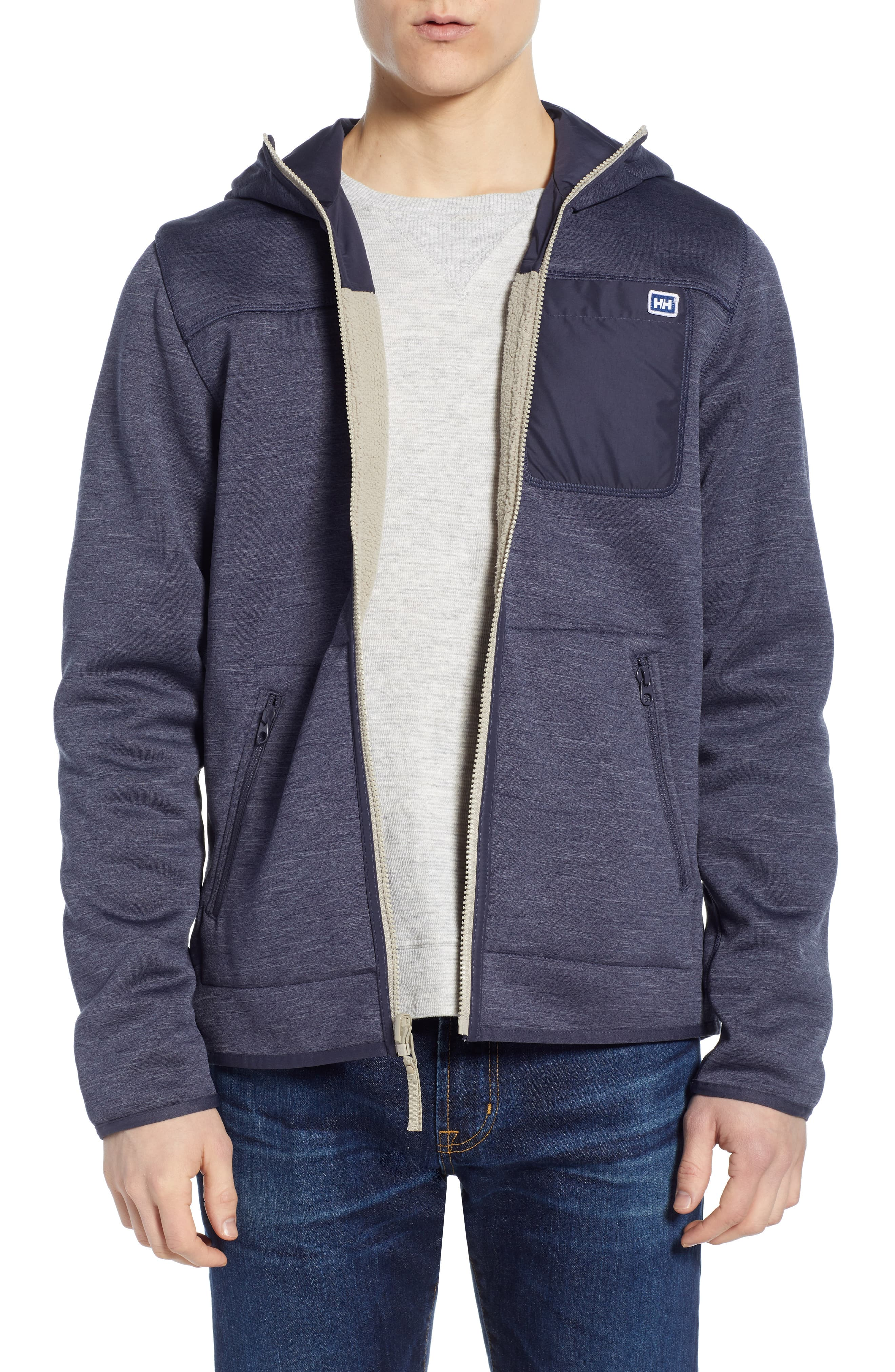 Helly Hansen Verket Reversible Zip Hoodie | Products in 2019