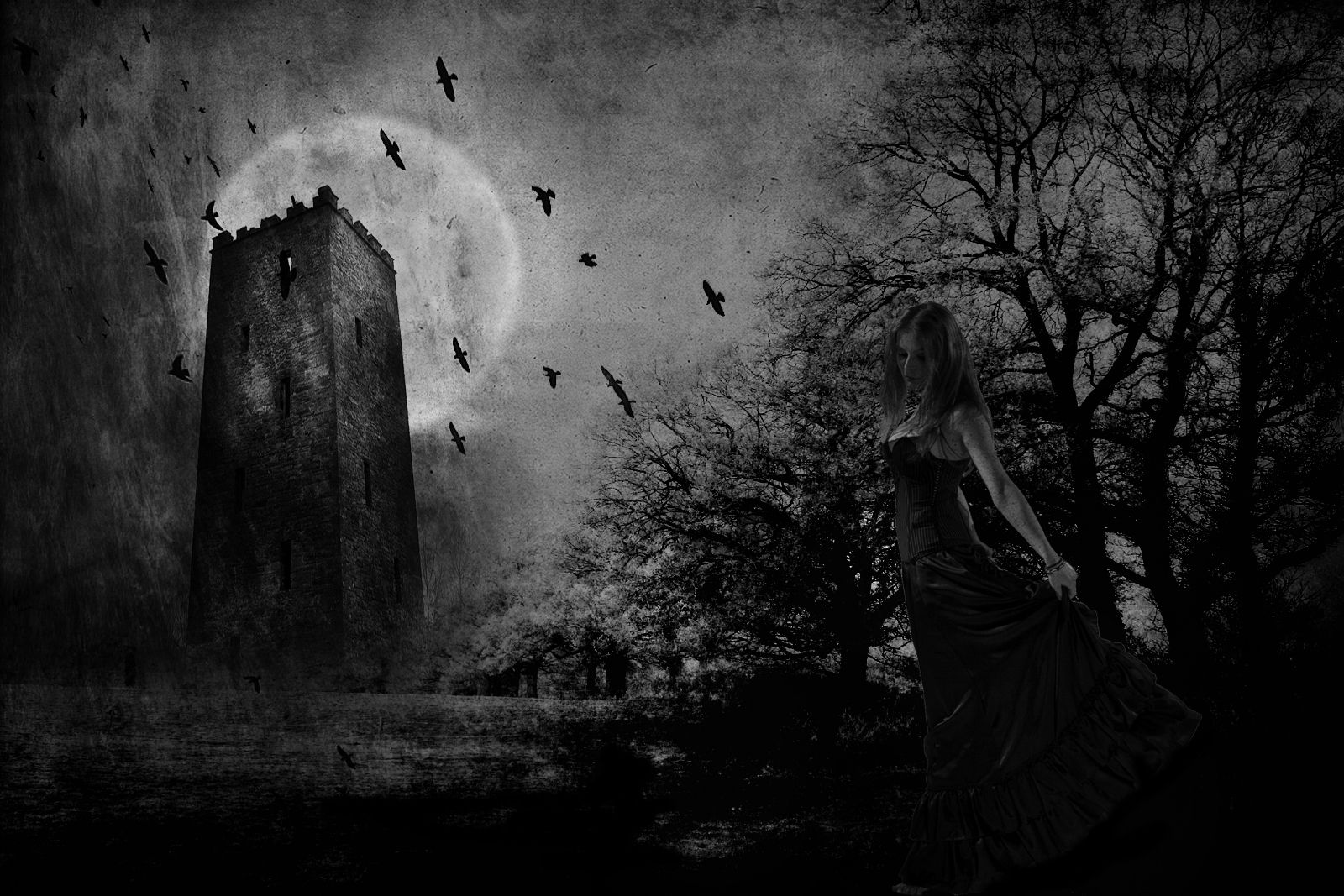 Beautiful Gothic Wallpapers: Beautiful Gothic Backgrounds