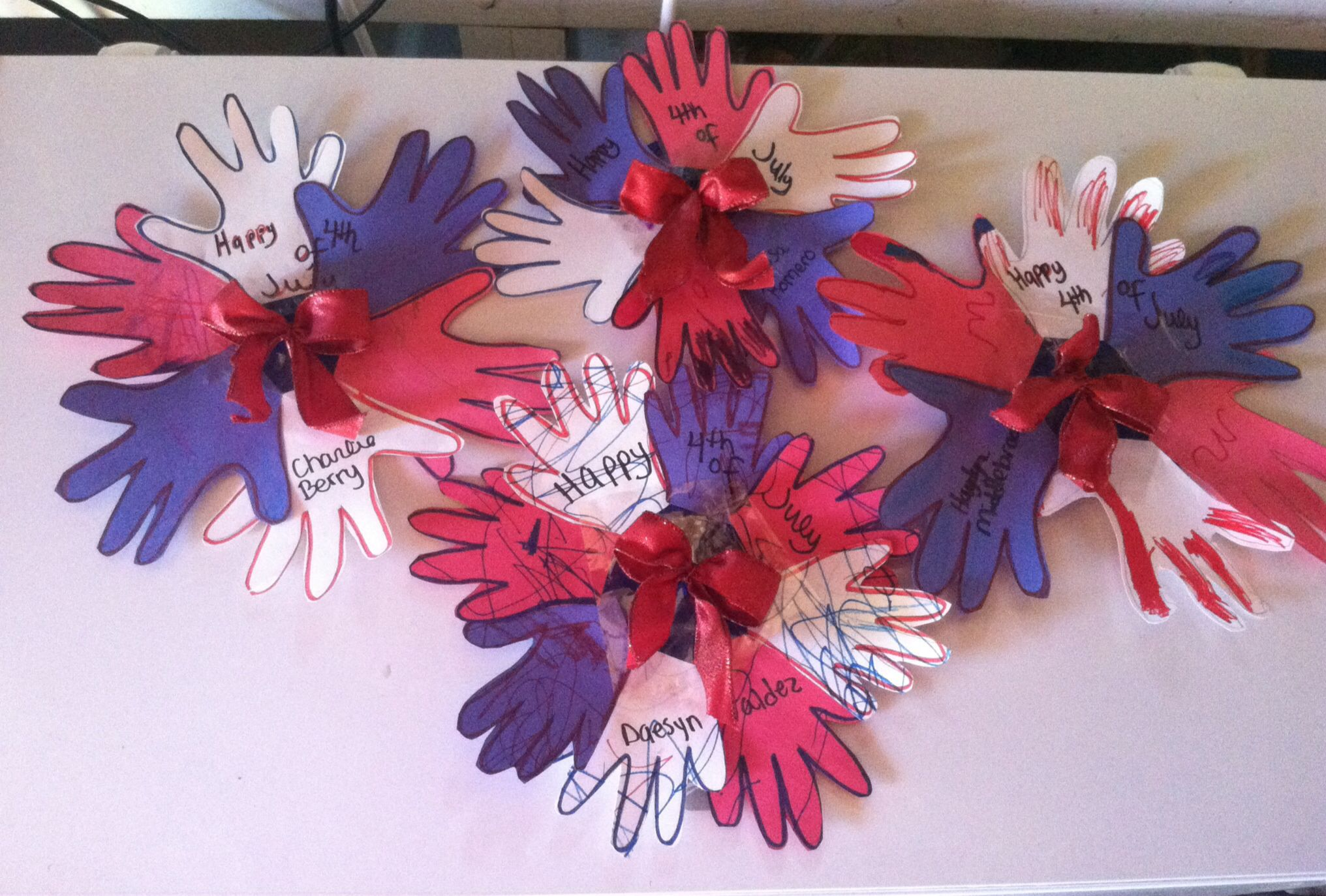 4th of july arts and crafts ideas