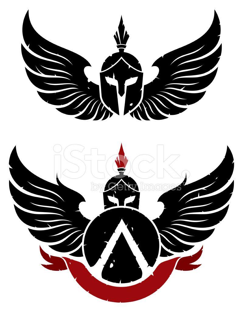 Silueta Guerrero Espartano Tattoo Buscar Con Google Simvoly Vikingov Spartanskoe Tatu Risunki