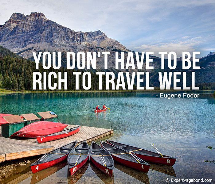 Best Travel Quotes: 50 Best Travel Quotes For Travel Inspiration