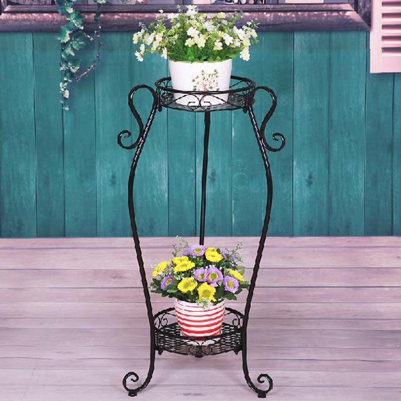 Soportes para plantas hierro buscar con google macetas de hierro pinterest searching - Soportes para macetas ...