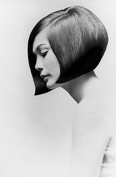 Actress Nancy Kwan Sports A Bob By Vidal Sassoon 1963 For