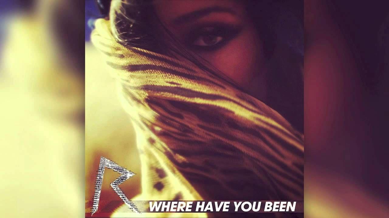 Rihanna Where Have You Been (Studio Acapella) Rihanna