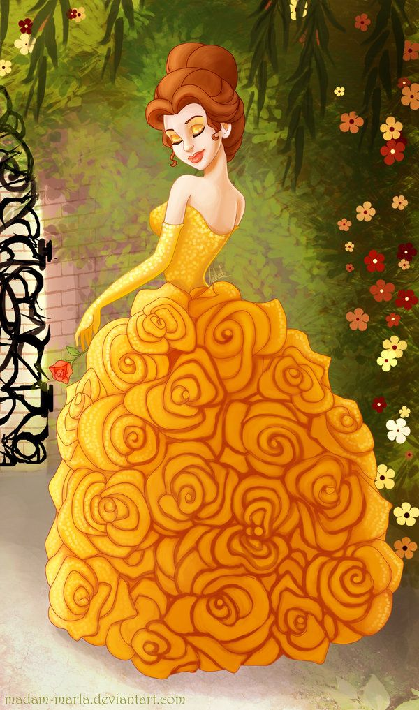 Designer Princess Belle