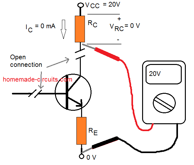 How To Troubleshoot Transistor  Bjt  Circuits Correctly