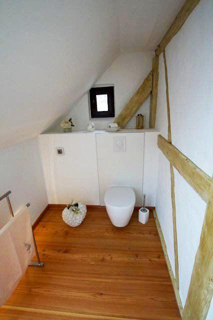 metamorphose von der abstellkammer zum wohnlichen g ste wc g ste wc pinterest g ste wc. Black Bedroom Furniture Sets. Home Design Ideas