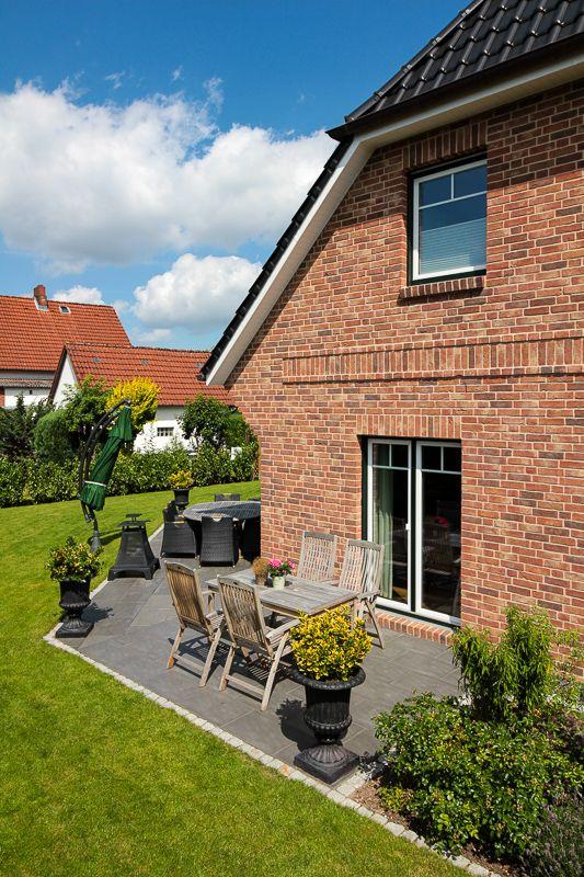 Landhaus mit Sylter Charme ECO System HAUS