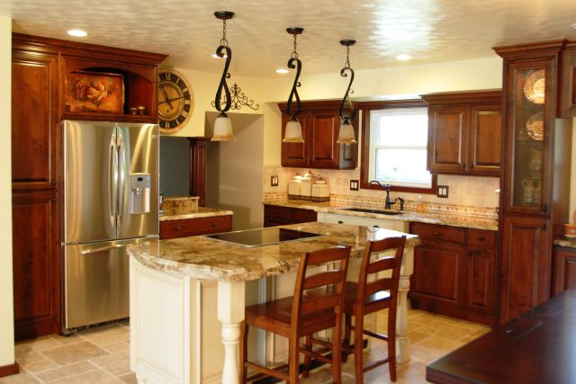 cabinets by Peppertree Kitchen and Bath