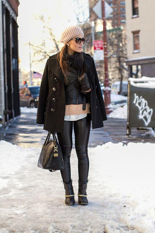 Look de inverno - Camila Coelho blog