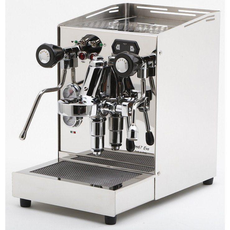 Quick Mill QM67 Evo Espresso Machine - Everyday Espresso maker for ...