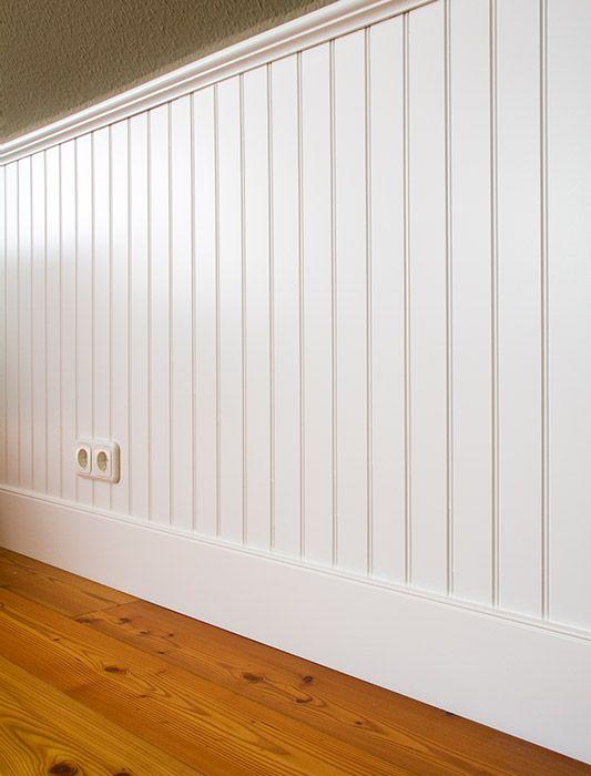 Bekleidungsleisten Fur Turen Und Fenster Sowie Hohen Hamburger In 2020 Wandverkleidung Wandvertafelung Hausrenovierung