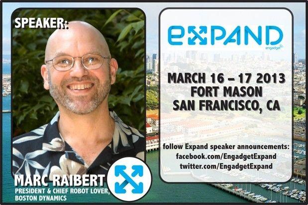 Engadget Expand speakers, Round Five: Robots, bionics, da Vinci surgery and more!