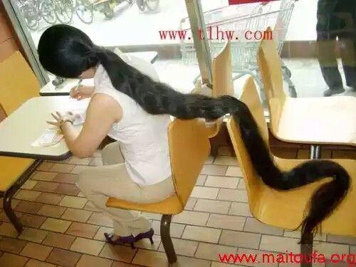 long hair hair lengths long hair style. Black Bedroom Furniture Sets. Home Design Ideas