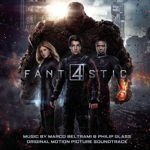 Fantastic Four 2015 Original Motion Picture Soundtrack
