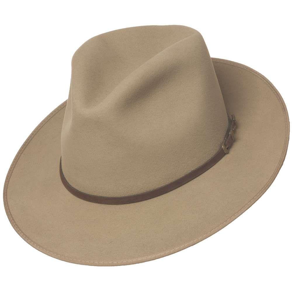 eaa256ee6c6 Stetson Roadmaster Fedora Hat