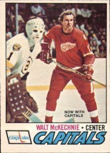 Walt McKechnie: Well Traveled In The National Hockey League