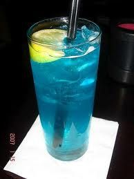 Pin By Ron Taylor On Drinkers Unite Blue Curacao Liqueur Blue Curacao Sour Mix