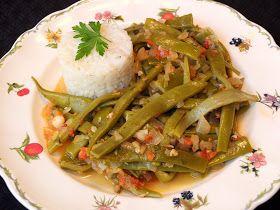 Cocinando con Lola García: Judías verdes Victoria