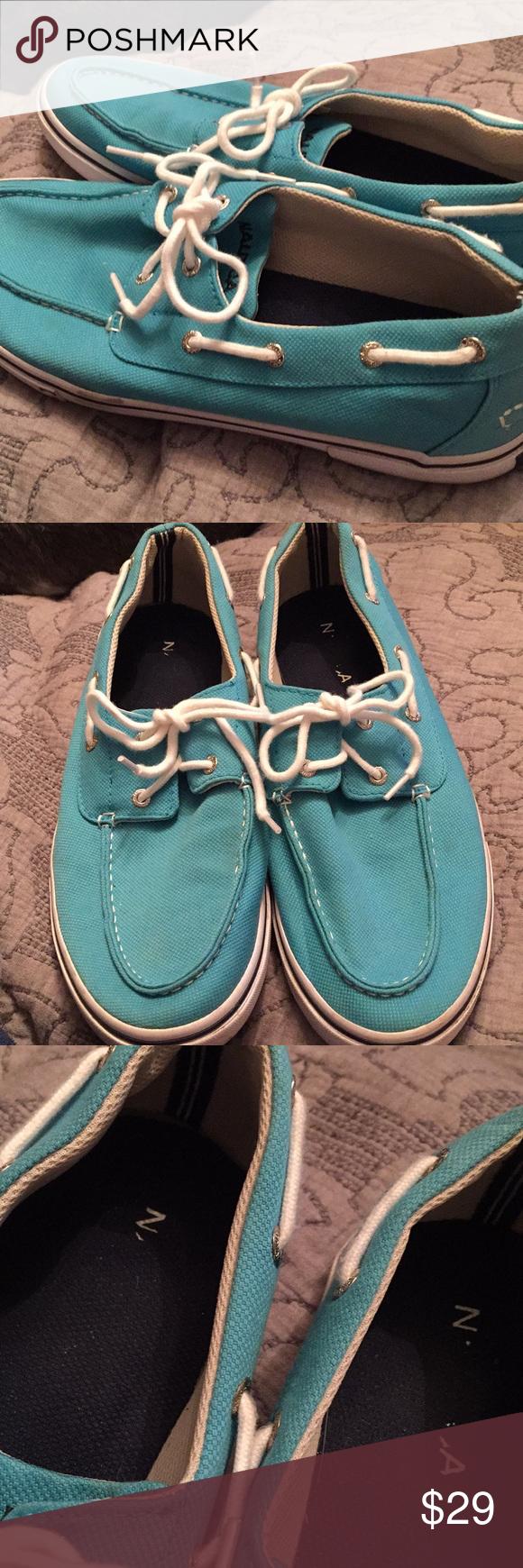 🆕Nautica Boat Shoes See pics! Nautica