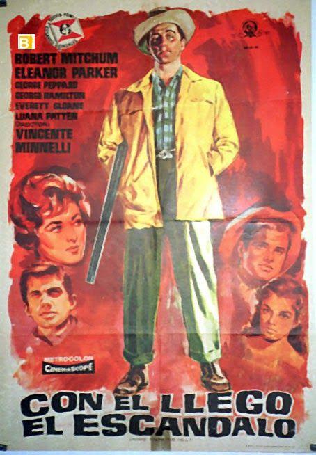 Crítica Con él Llegó El Escándalo 1960 Parte 1 3 Criticas De Cine Critica Carteles De Películas
