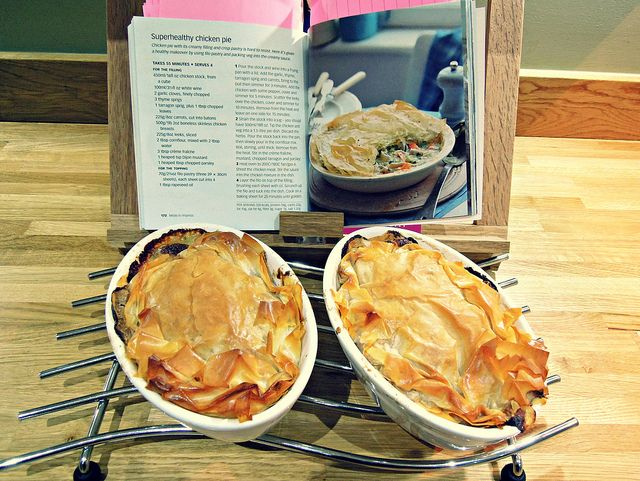 14th january 2013 pies pie recipes and poultry bbc good food superhealthy chicken pie forumfinder Gallery