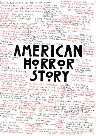 american horror story quotes - Buscar con Google