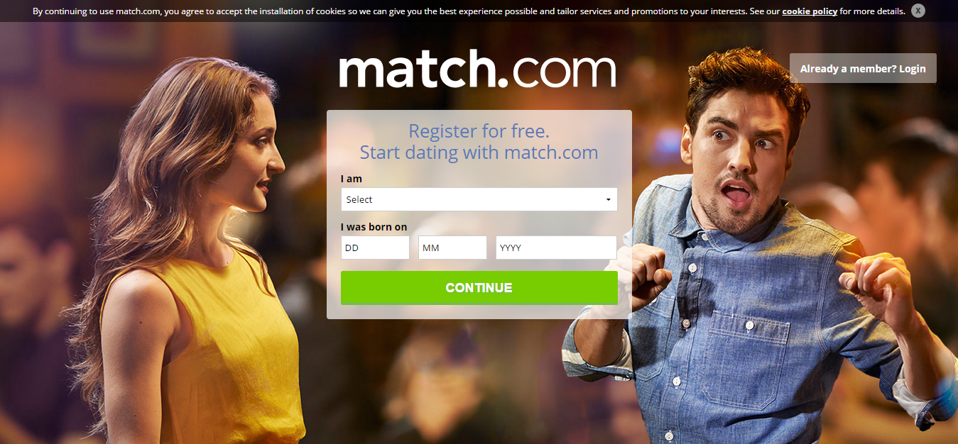 how to start up a dating site