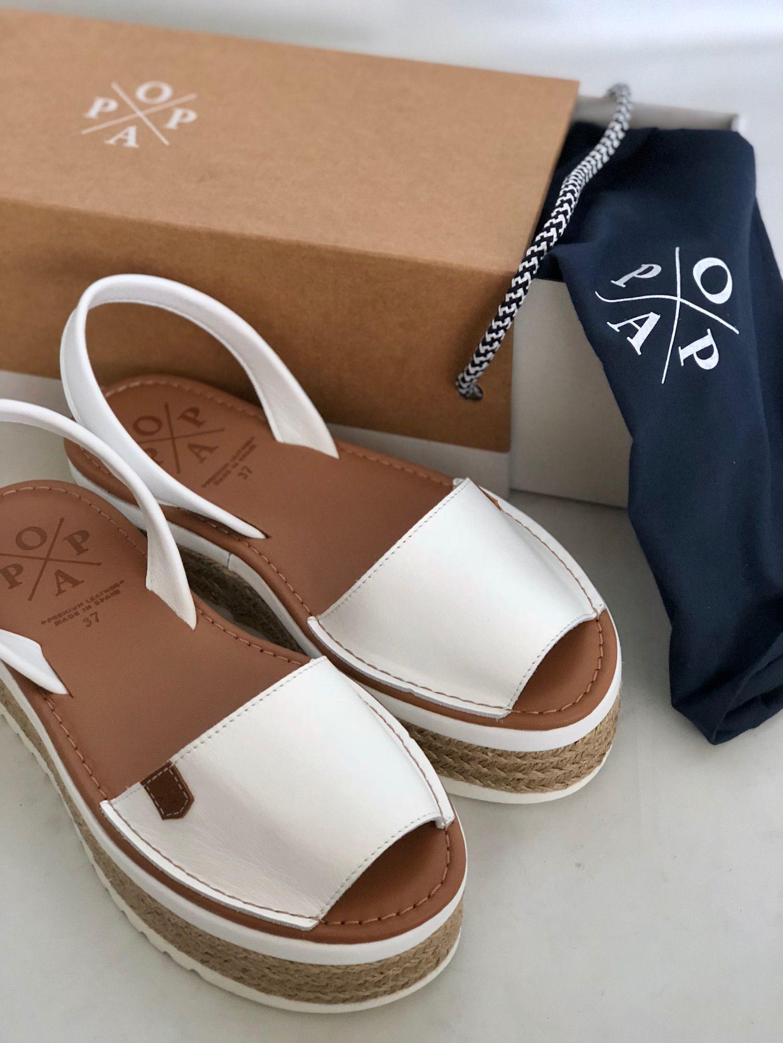 calidad superior mas bajo precio comprar nuevo Menorquinas POPA Onna | Chic en 2019 | Zapatos, Calzado ...