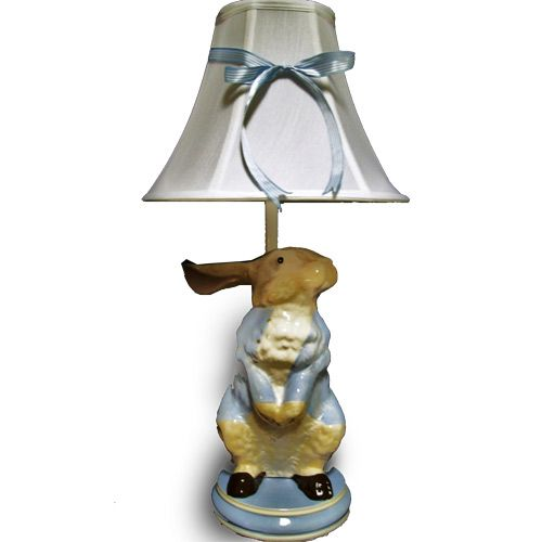 Peter Rabbit Table Lamp Peter Rabbit Nursery Beatrix