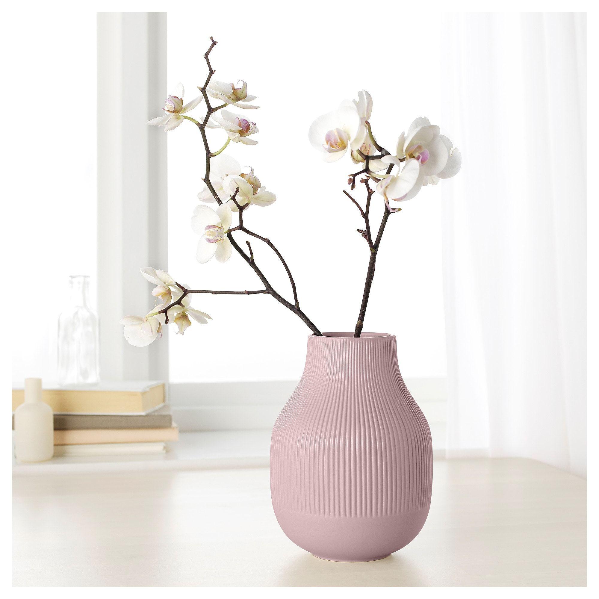 Ikea Gradvis Pink Vase Ikea Vases Vases Decor Room Decor