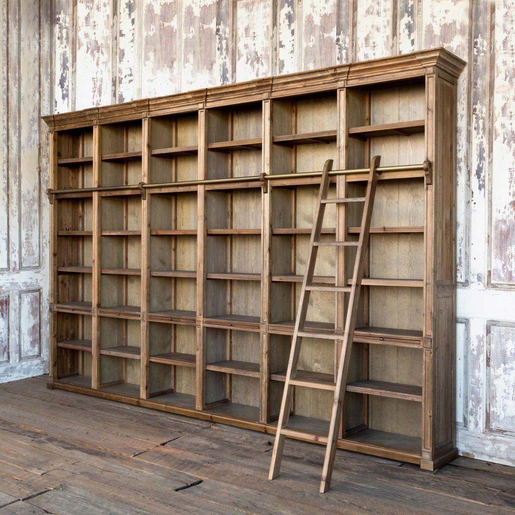 31+ Vintage farmhouse bookcase best